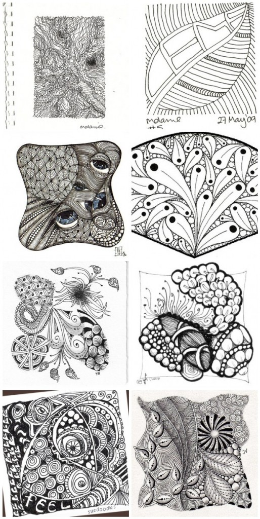 zentangles on flickr