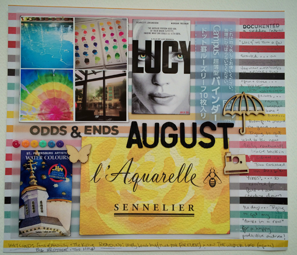 Project Life - August 2014