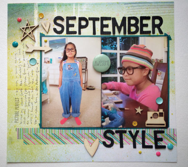 Project Life - September 2014