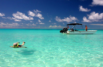 Turks & Caicos (photo from Fodor's)
