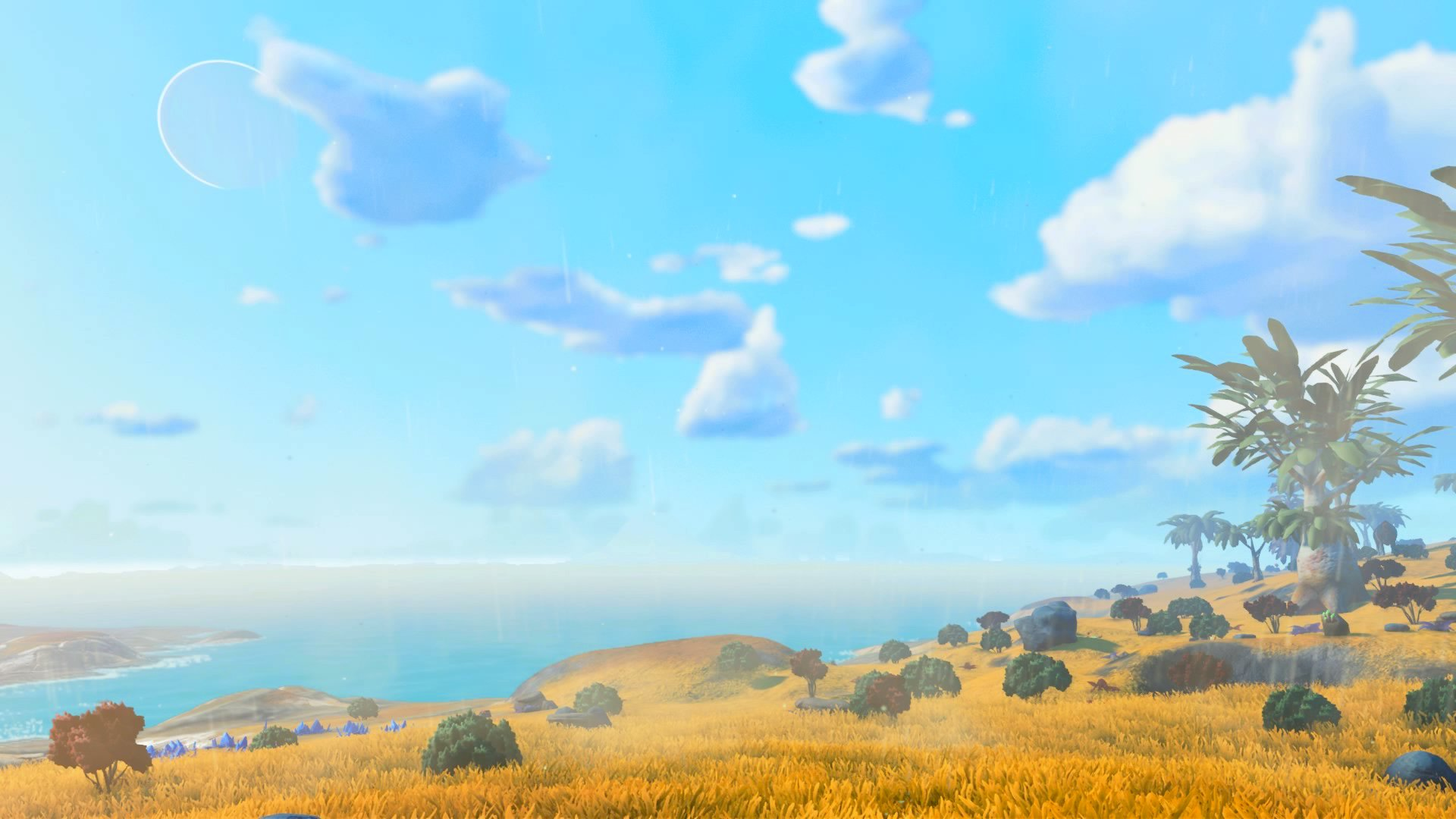 Screenshot from No Man's Sky